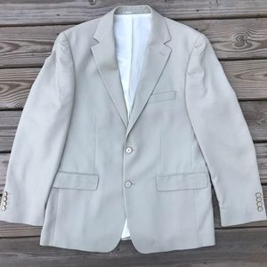 Cruise Men Blazer Sport Coat Jacket Two Button Sty